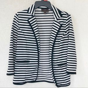 Comfy Striped blazer